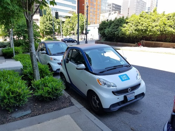 Car2Go vs ReachNow vs Zipcar