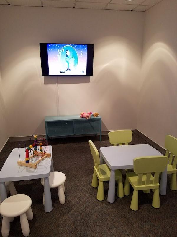 San Juan Puerto Rico Airport Lounge