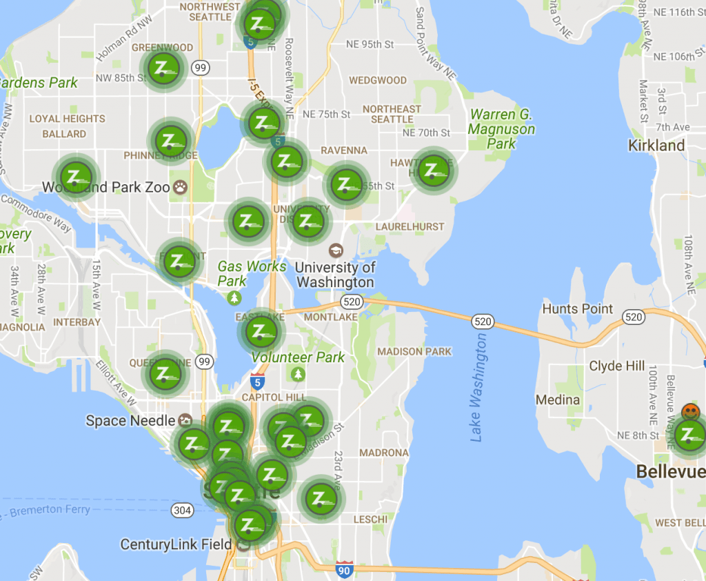 Zipcar Commuter Plan