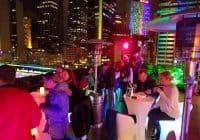 Vivid Sydney Amex Invites Lounge