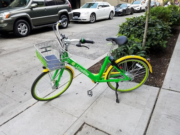 LimeBike vs Spin: Bike Share in Seattle   SingleFlyer