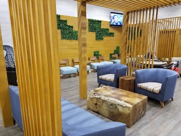 Mera Business Lounge Cancun