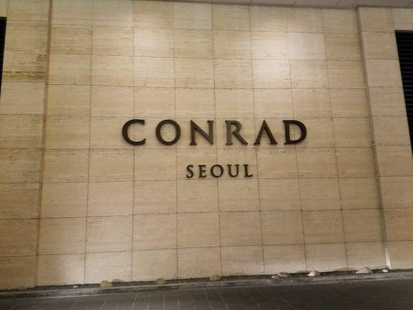 Conrad Seoul Review | SingleFlyer