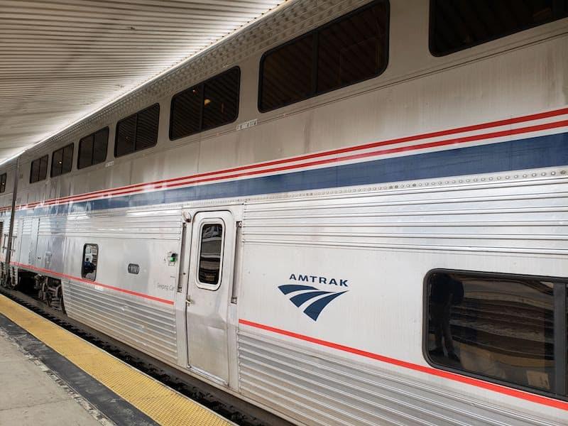 Amtrak Superliner Bedroom On Coast Starlight Review Singleflyer