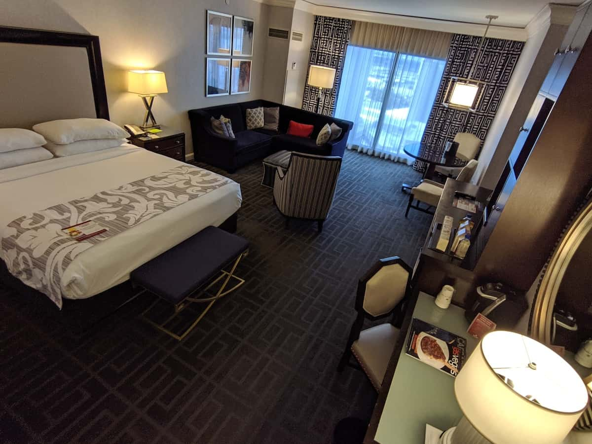 Caesars Palace Augustus Premium Room Review Singleflyer